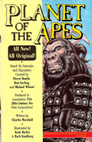 Planet of the Apes #1 (of 4) - Adventure Comics -Yellow Wrap Around